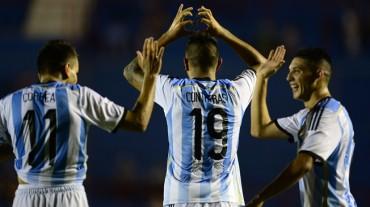 Argentina y Uruguay imponen su buen juego
