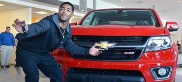 Malcolm Butler recibió camioneta de Tom Brady
