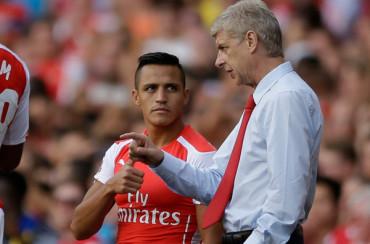 Alexis Sánchez estaría pensando dejar el Arsenal