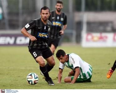 Alfredo Mejía sufre otra derrota con el Panthrakikos