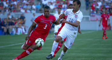 Estados Unidos venció a Panamá, en un partido amistoso