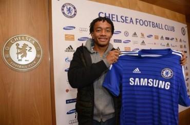 El Chelsea cierra el fichaje del colombiano Juan Guillermo Cuadrado