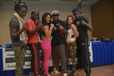 Federación Hondureña de Boxeo anuncia velada  boxística en Marzo