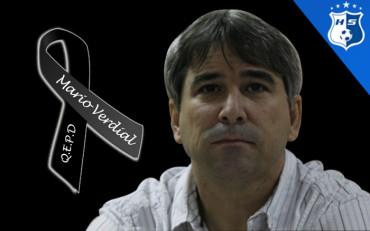 Dirigente del Real España Mario Verdial fue asesinado