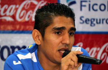 Jorge Claros pide disculpas a sus compañeros y a la afición