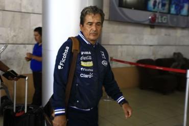 Jorge Luis Pinto, viajará a Guyana Francesa en Vuelo Chárter