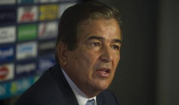 Jorge Luis Pinto manda mensaje de apoyo para Juan Carlos García