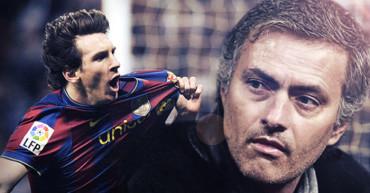 Di María ve a Messi bajo las órdenes de Mourinho