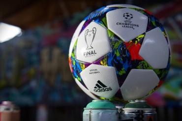 Presentaron Balón de la Final de la Champions