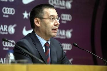 Juez imputó a Presidente del Barça por fraude
