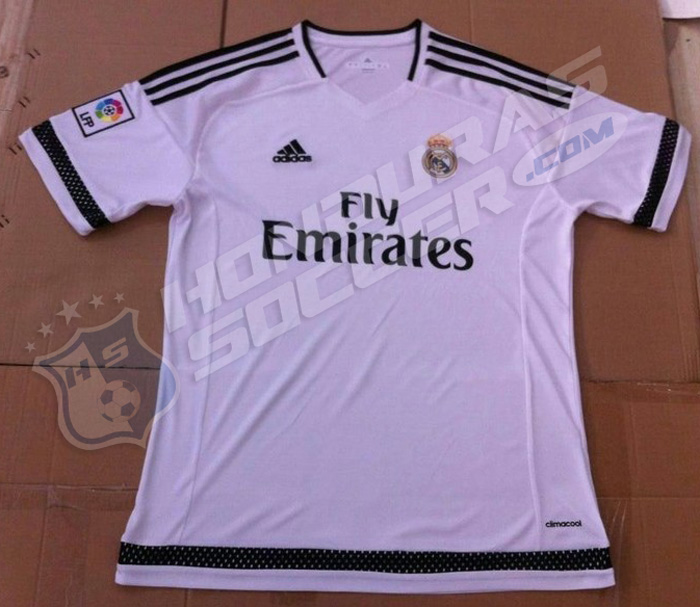 Filtraron posible nuevo uniforme del Real MadridHonduras Soccer ...