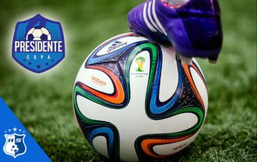 Brazuca sera el Balón oficial de la Copa Presidente