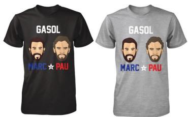 La cara solidaria del All Star de Pau y Marc