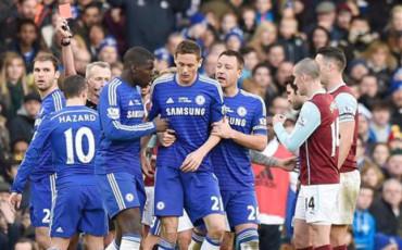 El Chelsea tropieza con el Burnley