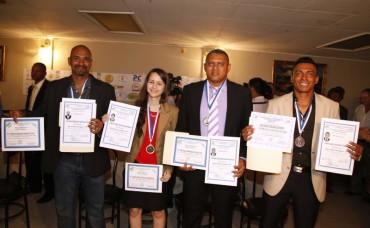 Nueva generación de entrenadores se graduó en La Ceiba