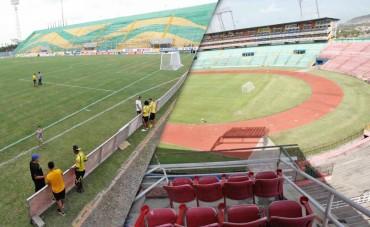 Lucirán otra cara el Estadio Olímpico para el Pre-Mundial Sub-17
