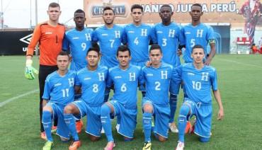 Honduras Sub-17 debutara el dia Viernes en Pre-Mundial, Honduras 2015