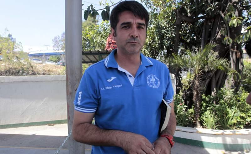 """Diego Vázquez manifestó que """"Olimpia tiene un plantel de estrellas"""""""
