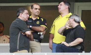 """Fuad Abufele : """"Se fue un gran directivo del fútbol"""""""