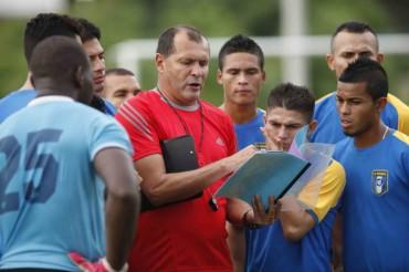 "Wilmer Cruz: ""Llegamos optimistas a Tegucigalpa para vencer al Olimpia"""
