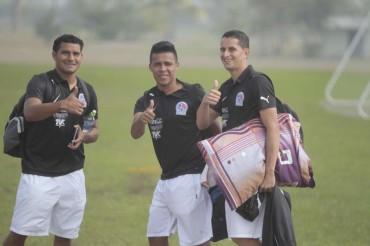 Olimpia deja a sus jugadores estelares en Tegucigalpa pensando en Herediano