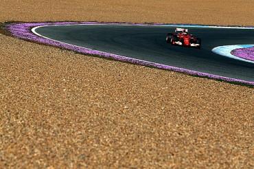 Räikkönen, líder en última práctica de Jerez