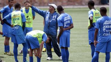 Selección Sub-17 listos para encarar el Pre-Mundial Rumbo a Chile 2015