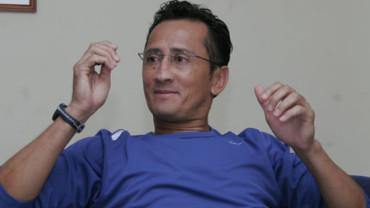 Jorge Pineda puso fin a un conflicto con dos dirigentes del Victoria