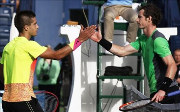 Murray pierde contra el número 84 del ranking mundial