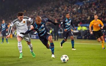 Oporto muy cerca de cuartos de final de la Champions League