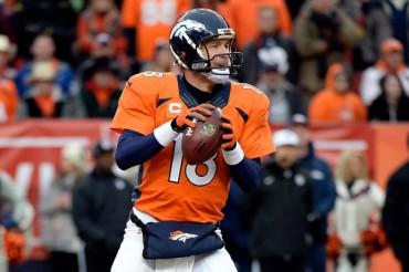 Peyton Manning, en los planes de los Broncos