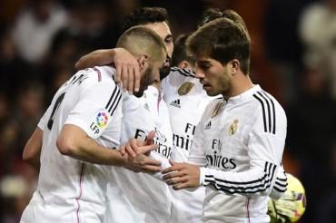 Sin mucho brillo el Real Madrid derrota al Deportivo