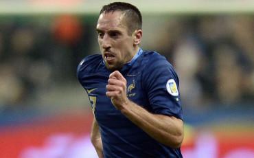 Ribéry abre la puerta a la nacionalidad alemana