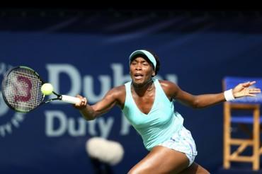 Venus Williams superó primera ronda en Doha