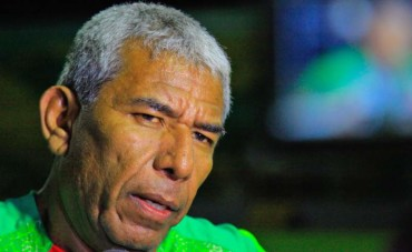 OFICIAL: Héctor Castellón deja de ser el DT del Equipo Marathón