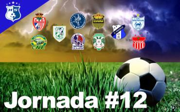 Listos los horarios de la Jornada #12 de la Liga Nacional
