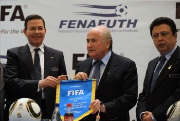 Federación de Fútbol de Honduras ha recibido 2.05 millones de la FIFA