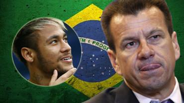 """Dunga: """"Neymar es el único que sobresale"""""""