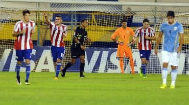 Paraguay, último pasajero para el Mundial Sub-17 de Chiles 2015