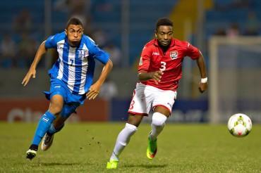 """La """"H"""" Sub-17 con muchas complicaciones logro vencer a Trinidad Tobago"""