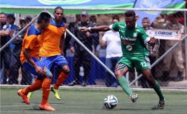 Platense primer clasificado a cuartos de final de la Copa Presidente
