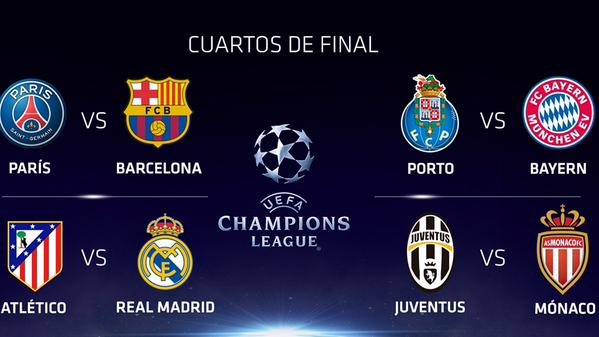 Top images for Cuartos De Final Champions 2018 & Related Suggestions