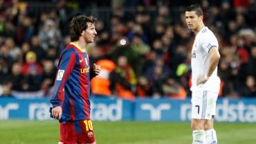 En lo que va de 2015, Messi mejor delantero que Cristiano Ronaldo