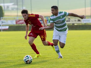 El Celtic de Emilio Izaguirre empata en la Copa de Escocia