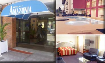 """La """"H"""" se concentrarán en el hotel Royal Amazonia en Guayana"""