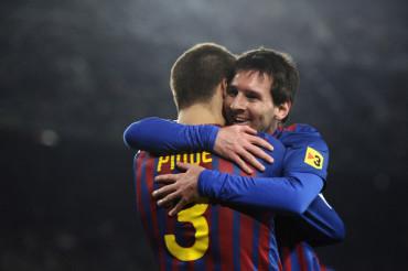 """Piqué: """"No veo a Messi en otro equipo"""""""
