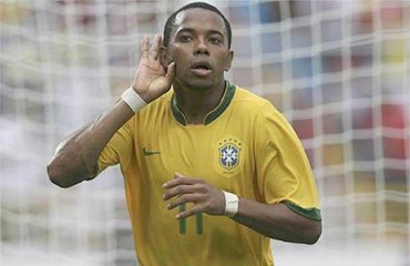Marcelo y Robinho, convocados por Dunga
