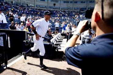 A-Rod debutó en Pretemporada de Yankees con hit