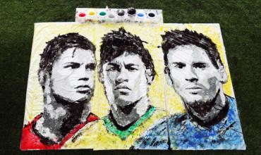 Cristiano, Messi y Neymar, los futbolistas más ricos del mundo