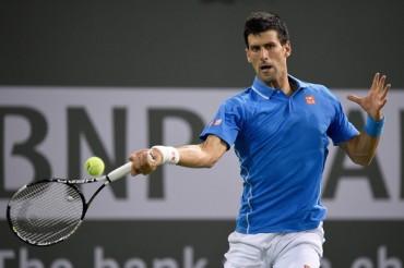 Djokovic inició defensa del título de Indian Wells